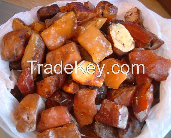 RAW AMBER STONES FOR BEST PRICE IN EU