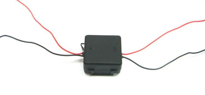 LED Flash Control Box