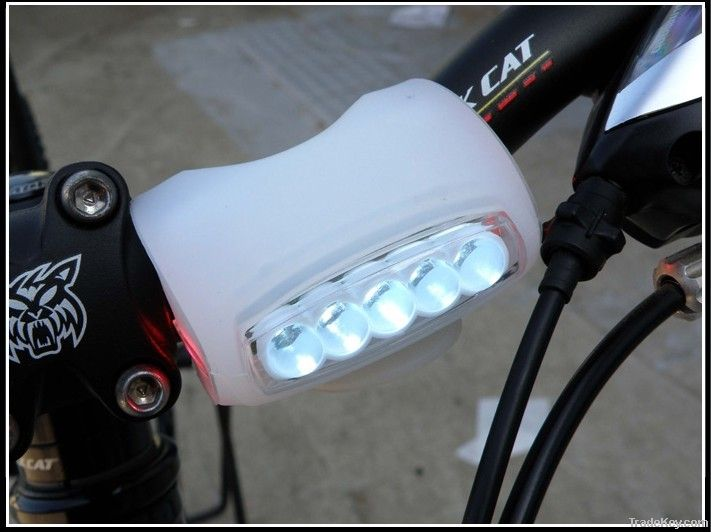 Silicon Led Bicycle Wheel Light