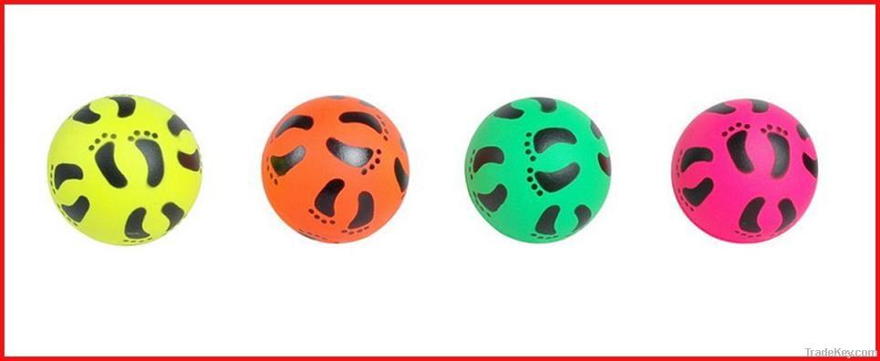 Rubber ball, hi bouncing ball, dog ball,
