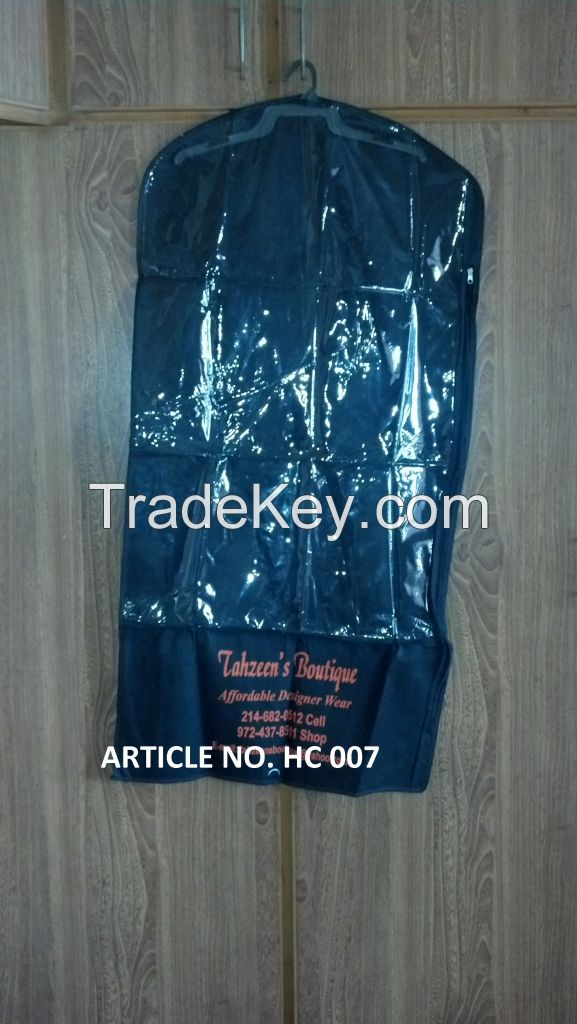 Non Woven Fabric Suit Covers and Bags