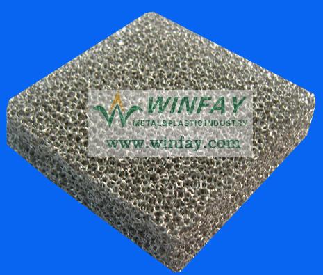 Ni-Cr Foam, Nickel Iron Foam, filter industry exhaust, waste gas