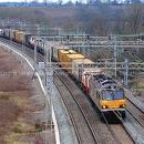 India to Kazakhstan via China railway container