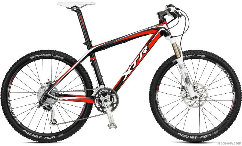 Sell 27 Speed Mountain Carbon Fiber Bicycle