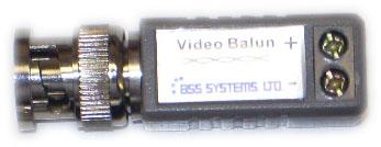 CCTV BALUN