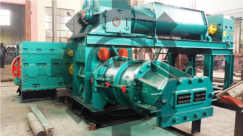 Fired Block Making Machinery