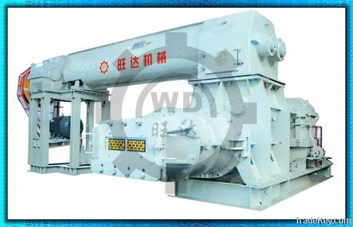 High Density Hollow brick machine with high output