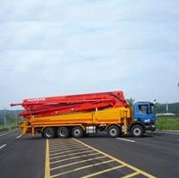 Concrete Boom Pumps 60M