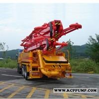 Concrete pump boom 65M