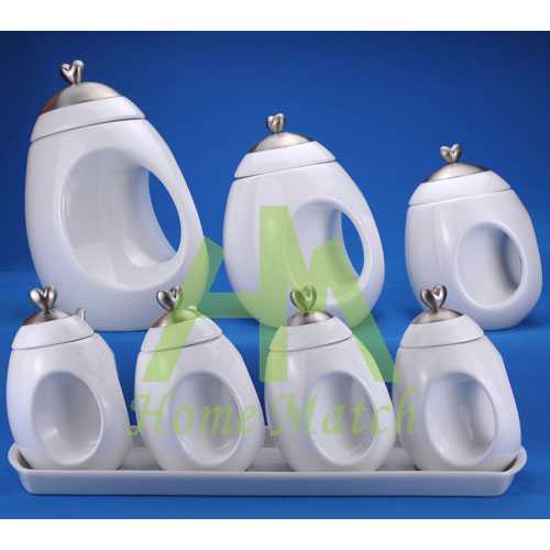 7pcs Canisters