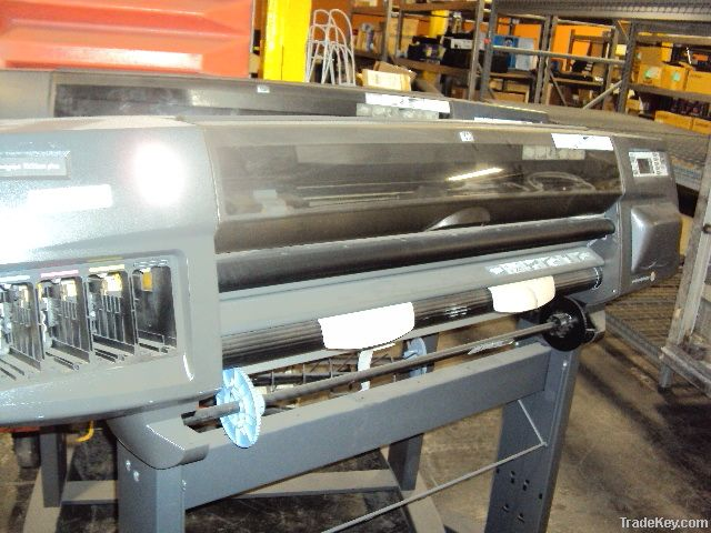 Lot of plotters and wide format printers