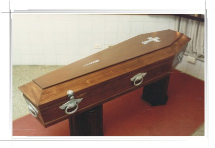 Bamboo Coffins - Urns - Habanos Boxes