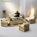 100% Bamboo Furnitures, Beds, others
