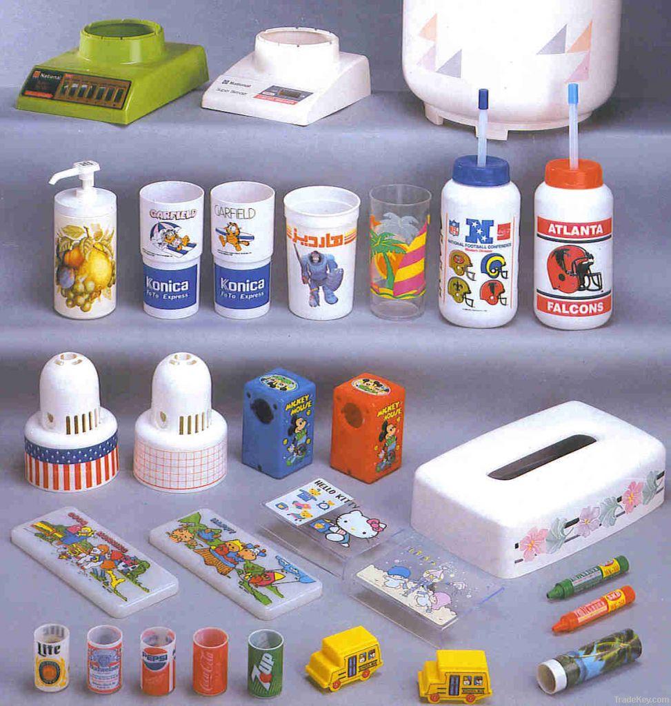 Heat Transfer Printing Sticker Plastic Foil Film