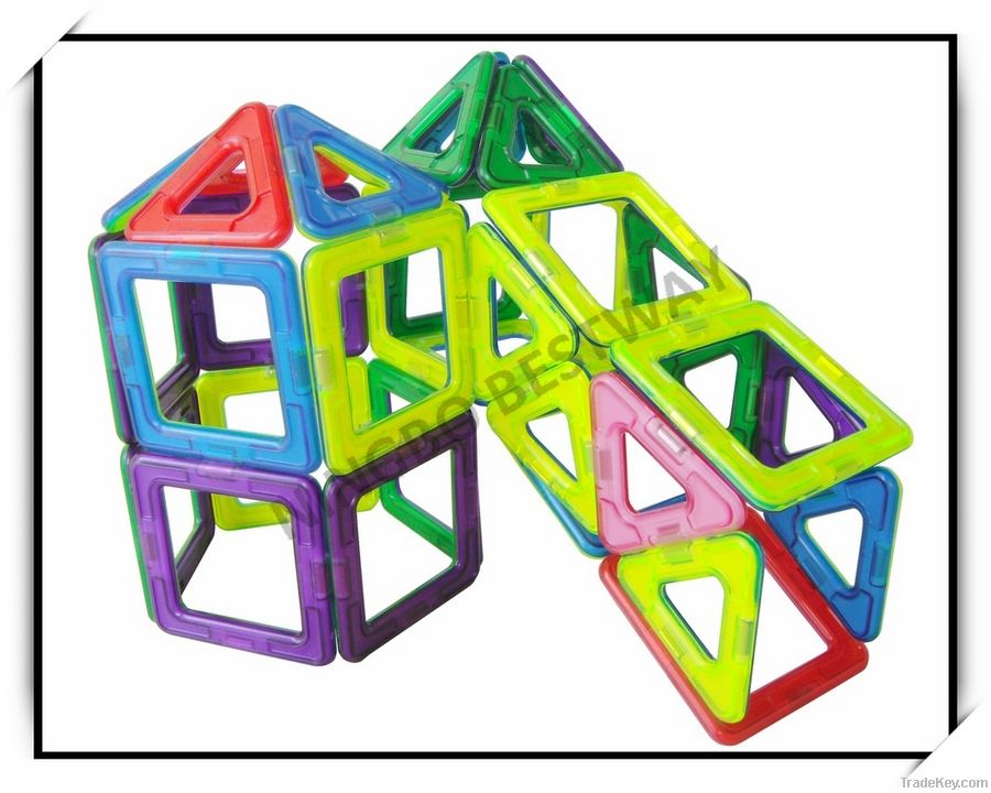 Magformers/Magnetic Building Sets