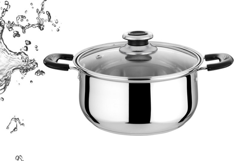 Stainless Steel Milk Pot