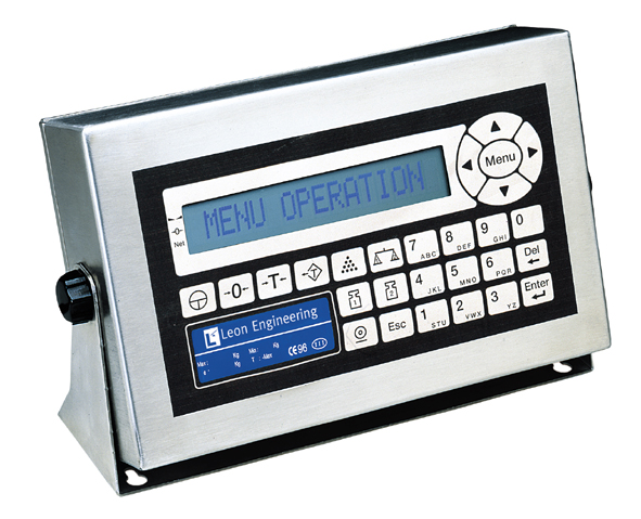 Truck Scale Weighing Indicator - 5218