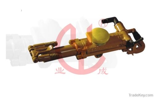 rock drill with air leg YT28