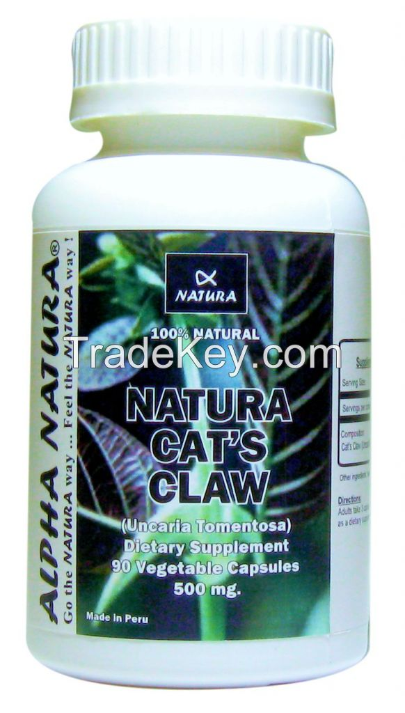 CATS CLAW (Immune System, Anti Inflammatory)