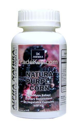 PURPLE CORN (Powerful Natural Antioxidant, Anti Aging)