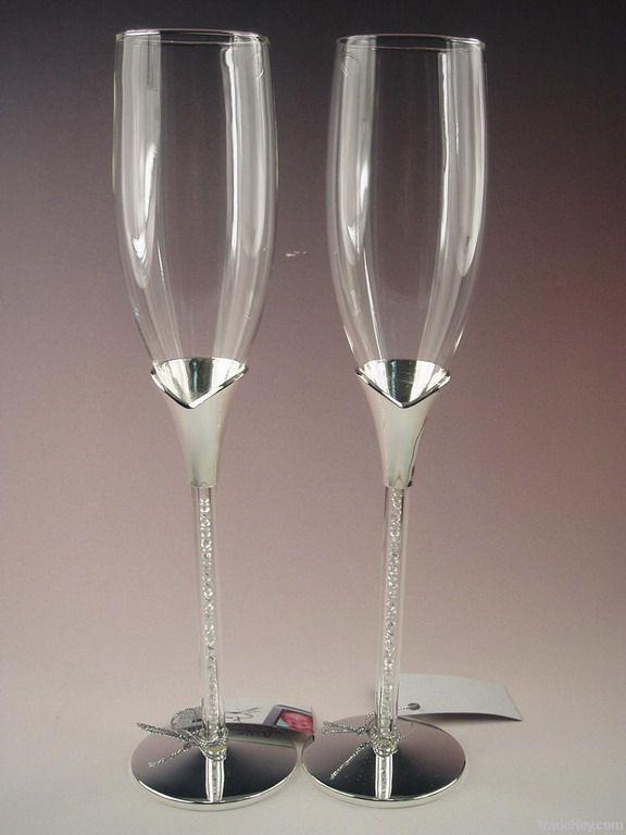 Flute Drinking Glasses