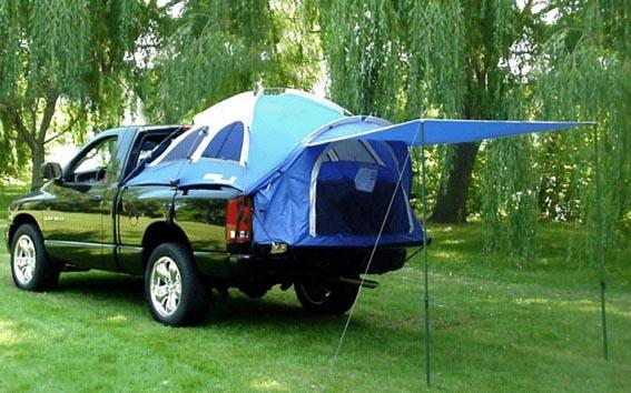 Portable Truck Tents