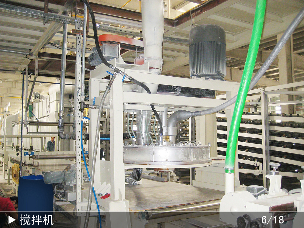 Sell gypsum board manufacturing plant with CE certificate By
