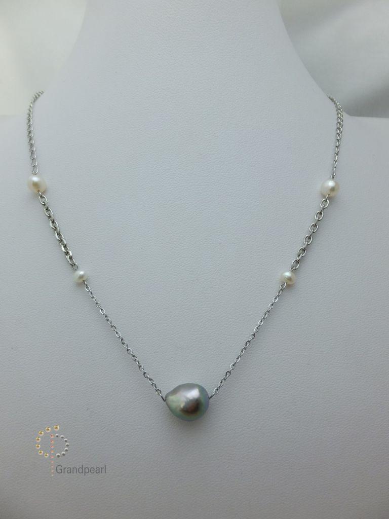 74_Pearl Chain 18inch PNB010