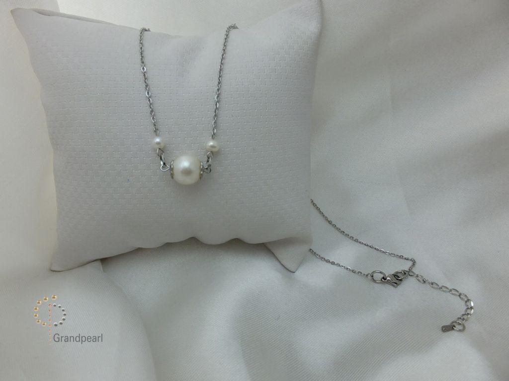 101_Pearl Chain 18inch PNB013