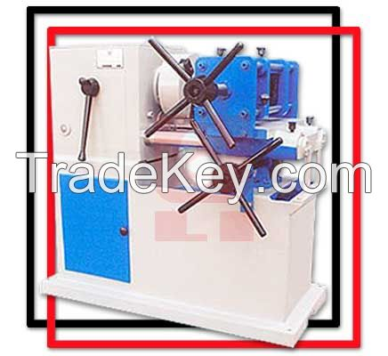 SQUARE SECTION END FACING MACHINE
