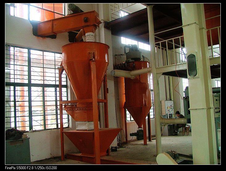 dry powder mortar equipment