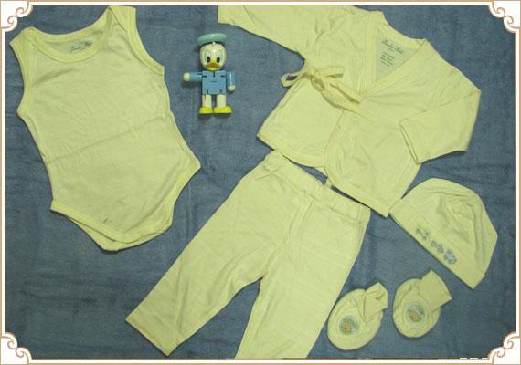 Bamboo Baby Bodysuit