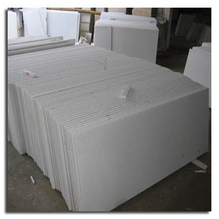 Pure White Marble Blocks