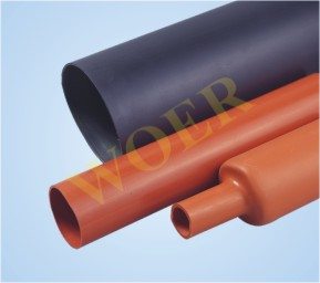 Adhesive Lined Heat Shrinkable Tubes