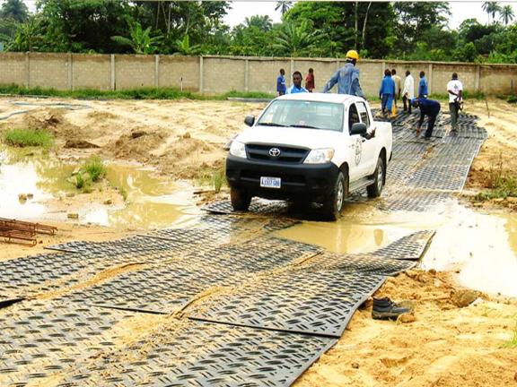 Portable Access Roadways