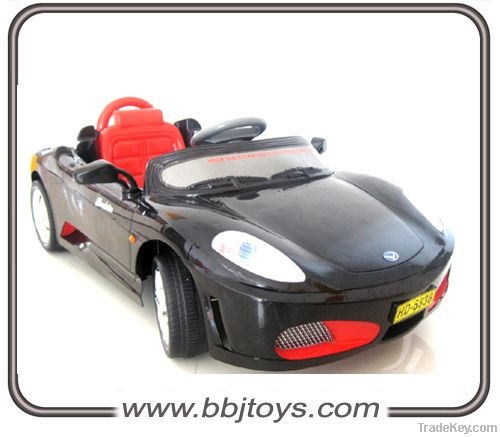 R/C kids electric car