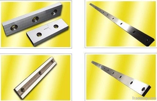 blade of shearing machine
