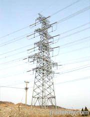ANGULAR STEEL TOWER