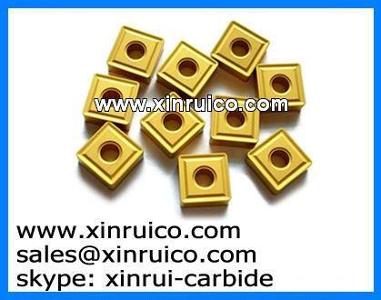 cnc tungsten carbide inserts