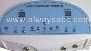 hot monopolar radio frequency  beauty machine