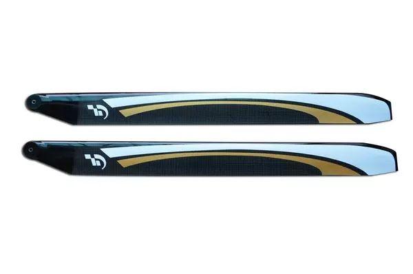 610mm carbon fiber rotor main blade