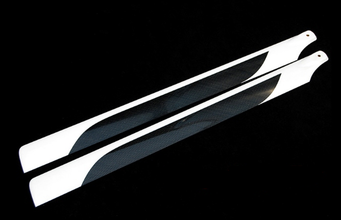 380mm carbon fiber rotor main blade