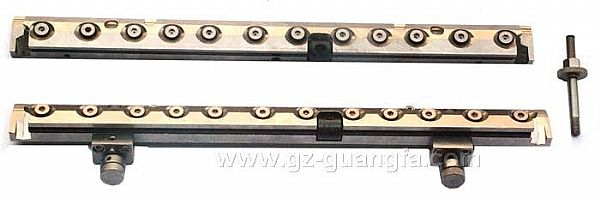 GTO 46 Quick Action Plate Clamp for Heidelberg spare part