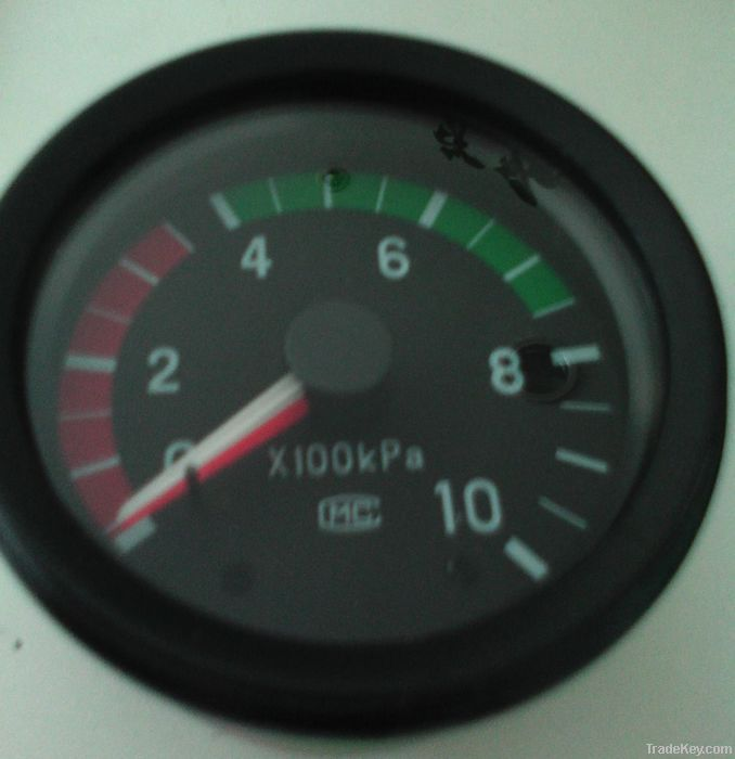 Auto air pressure gauge