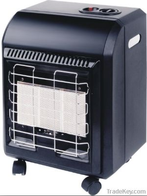 Mobile Gas Heater