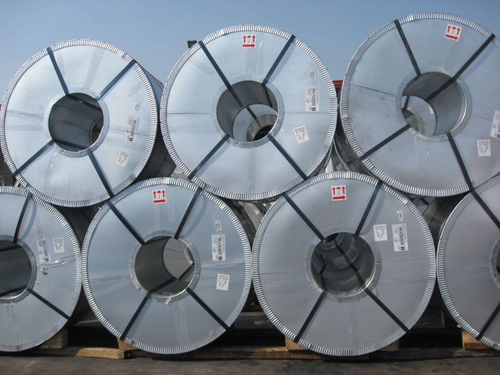 Buy Pakistani Hot Dipped Galvanized Steel Sheet In Coil, Pre
