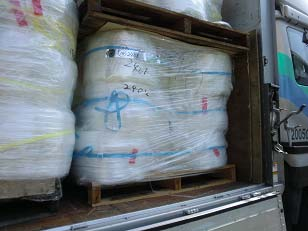 LDPE/PA complex - Natural
