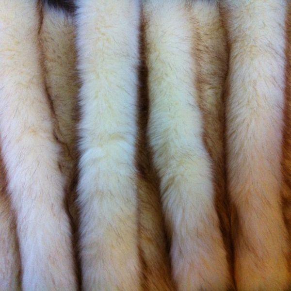 high quality faux fur fabric /fox fur /long pile fur