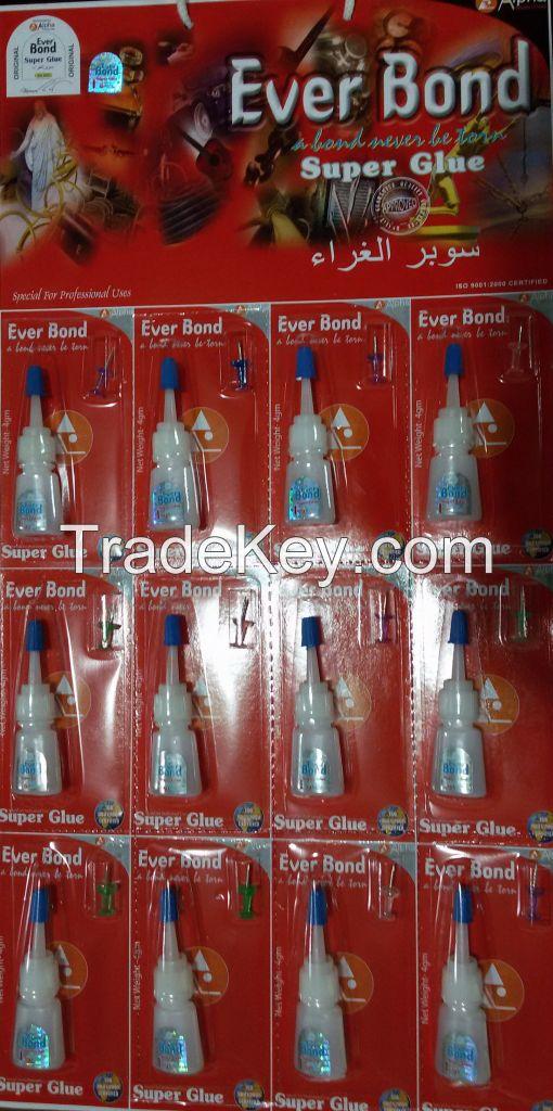 Cyanoacrylate Adhesives