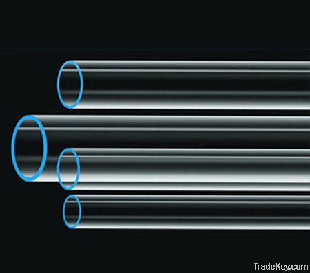 UV-stop quartz tube